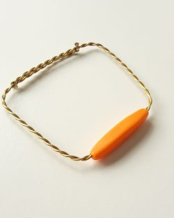 bracelet physalis orange